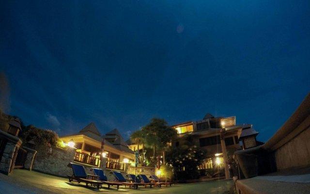 Отель Ko Tao Resort - Sky Zone вид на фасад