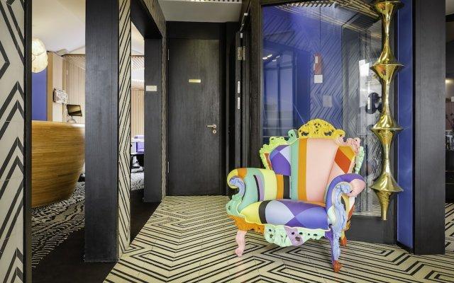 Отель Du Ministere Франция, Париж - 3 отзыва об отеле, цены и фото номеров - забронировать отель Du Ministere онлайн вид на фасад