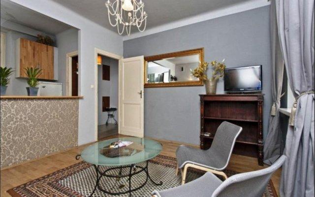 Отель P&O Apartments Piwna 2 Польша, Варшава - отзывы, цены и фото номеров - забронировать отель P&O Apartments Piwna 2 онлайн комната для гостей