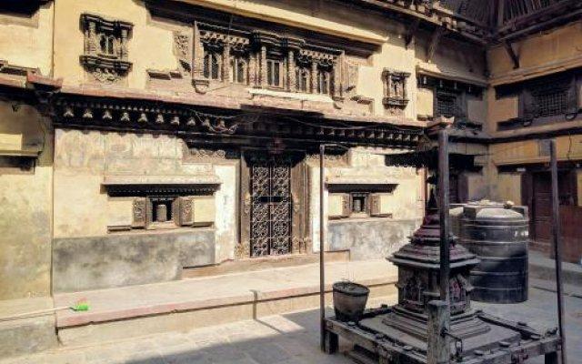 Отель Sam's Patio Bed And Breakfast Непал, Лалитпур - отзывы, цены и фото номеров - забронировать отель Sam's Patio Bed And Breakfast онлайн вид на фасад