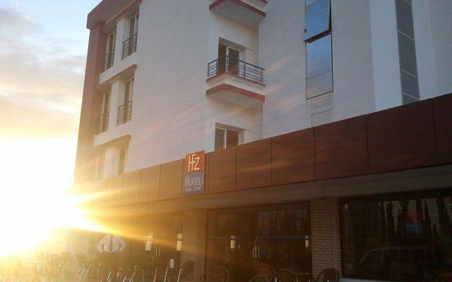Отель Free Zone Hotel Марокко, Медина Танжера - отзывы, цены и фото номеров - забронировать отель Free Zone Hotel онлайн вид на фасад