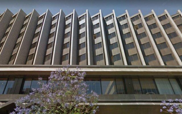 Hesperia Sant Just Hotel вид на фасад