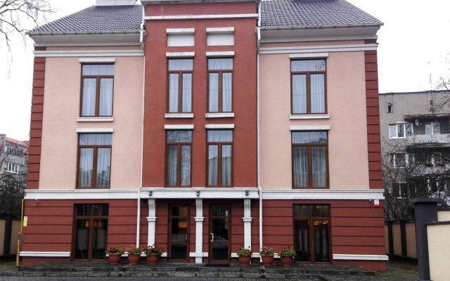 Гостиница Блюз вид на фасад