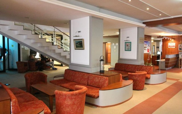 Отель Grand Hotel Murgavets Болгария, Пампорово - отзывы, цены и фото номеров - забронировать отель Grand Hotel Murgavets онлайн интерьер отеля