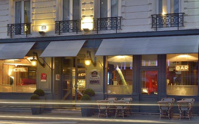 Отель Best Western Premier Opera Faubourg вид на фасад