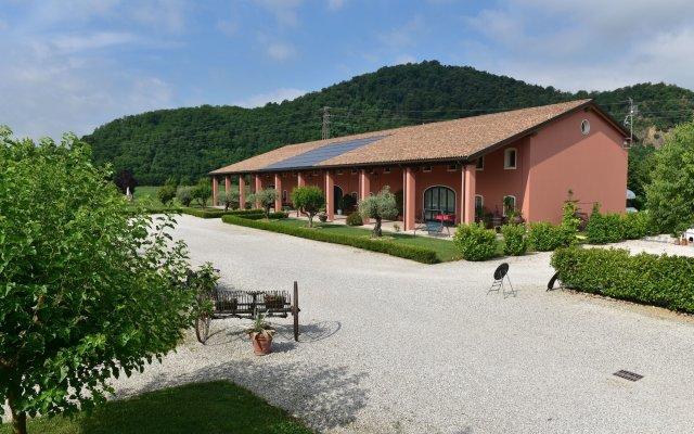 Отель Tenuta Monterosso Италия, Абано-Терме - отзывы, цены и фото номеров - забронировать отель Tenuta Monterosso онлайн вид на фасад