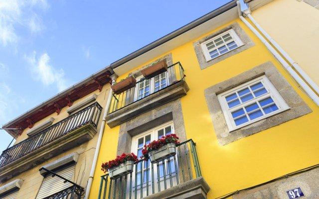 Отель Historical Center - Taipas Apartments Португалия, Порту - отзывы, цены и фото номеров - забронировать отель Historical Center - Taipas Apartments онлайн вид на фасад