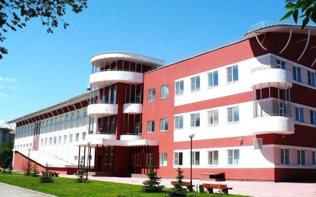 Гостиница «Грация» вид на фасад