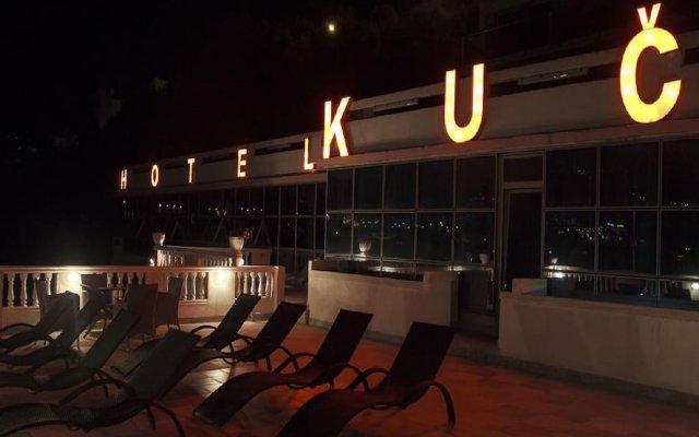 Hotel Kuc вид на фасад