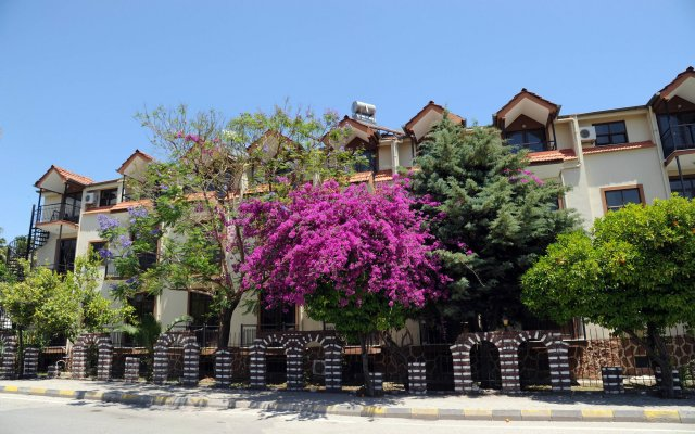 Ilimyra Hotel вид на фасад