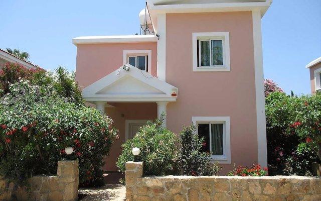 Отель Rododafni Villas Кипр, Хлорака - отзывы, цены и фото номеров - забронировать отель Rododafni Villas онлайн вид на фасад