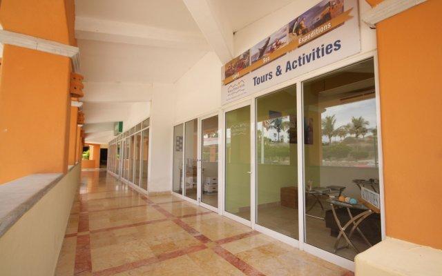 Отель Posada Real Los Cabos Beach Resort Todo Incluido Opcional вид на фасад