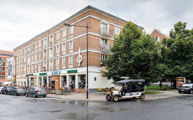 Отель Apartament Przytulny OLD TOWN Heweliusza Польша, Гданьск - отзывы, цены и фото номеров - забронировать отель Apartament Przytulny OLD TOWN Heweliusza онлайн вид на фасад