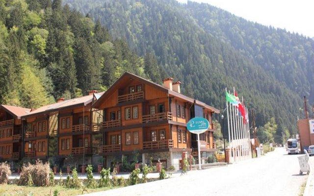 Royal Uzungol Hotel&Spa Турция, Узунгёль - отзывы, цены и фото номеров - забронировать отель Royal Uzungol Hotel&Spa онлайн вид на фасад