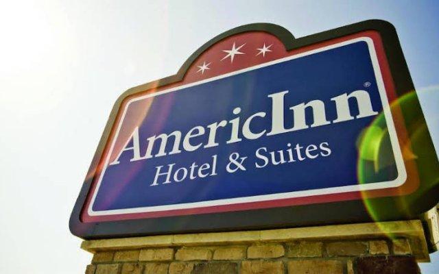 Отель AmericInn by Wyndham Bloomington Minneapolis США, Блумингтон - отзывы, цены и фото номеров - забронировать отель AmericInn by Wyndham Bloomington Minneapolis онлайн вид на фасад