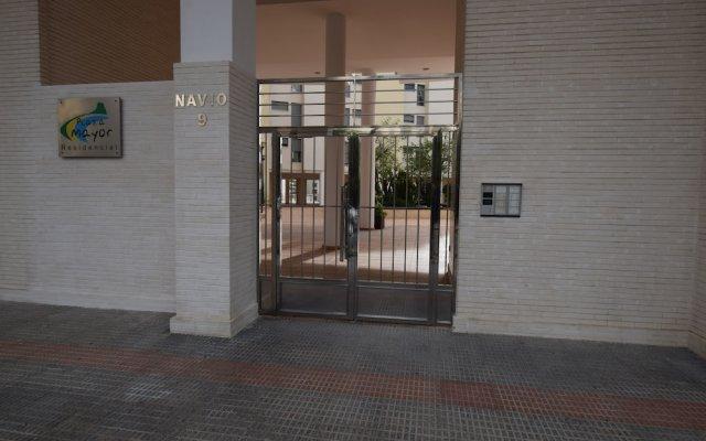 Отель Plaza Mayor вид на фасад