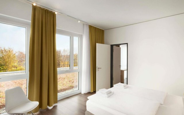 Отель Super 8 Munich City North Мюнхен комната для гостей
