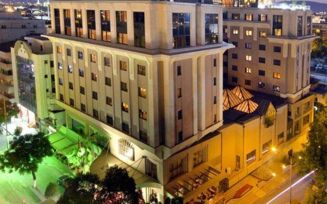Tugcan Hotel Турция, Газиантеп - отзывы, цены и фото номеров - забронировать отель Tugcan Hotel онлайн вид на фасад