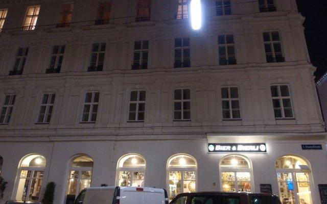 Отель Sweet LIVING Elisabethstraße Австрия, Вена - отзывы, цены и фото номеров - забронировать отель Sweet LIVING Elisabethstraße онлайн вид на фасад