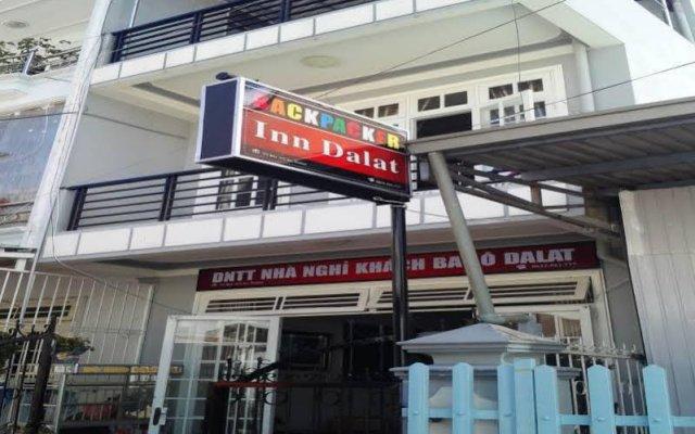 Отель Backpacker Inn Dalat Далат вид на фасад