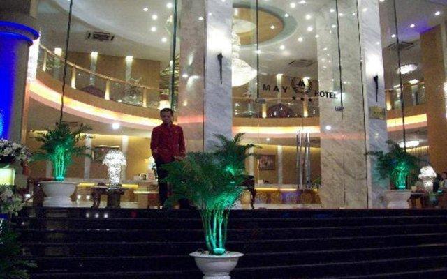 Отель May Hotel Вьетнам, Хошимин - отзывы, цены и фото номеров - забронировать отель May Hotel онлайн вид на фасад
