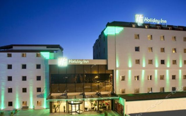 Отель Holiday Inn Gebze - Istanbul Asia Гебзе вид на фасад