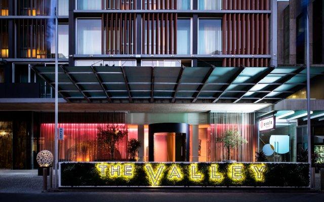 Emporium Hotel вид на фасад