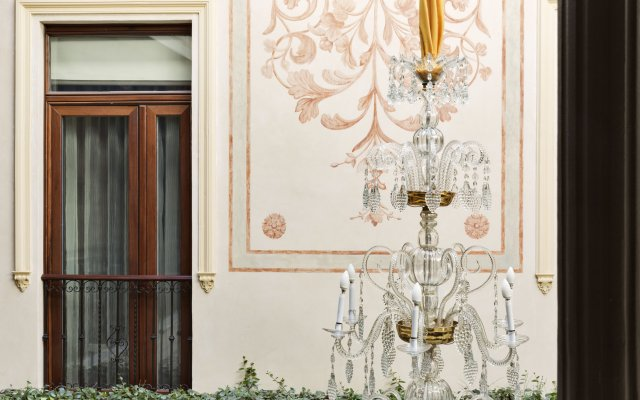 Hotel Casa 1800 Sevilla вид на фасад
