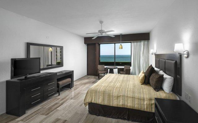 Отель El Cid Castilla De Playa Масатлан комната для гостей