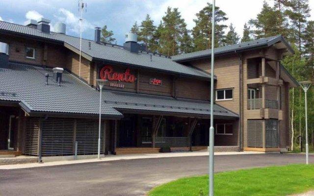 Отель Rento Финляндия, Иматра - - забронировать отель Rento, цены и фото номеров вид на фасад