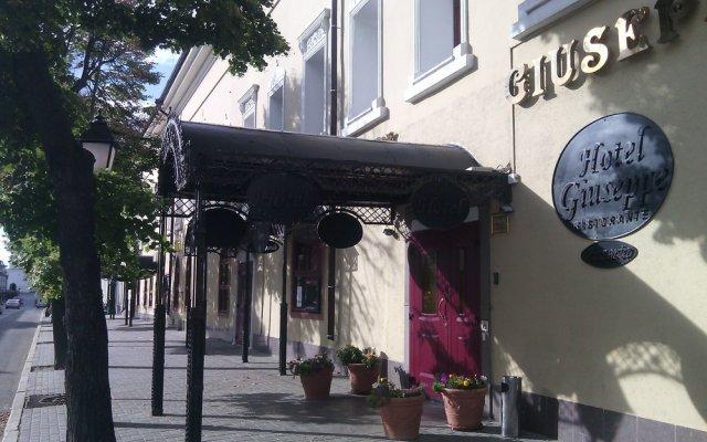 Гостиница Джузеппе в Казани - забронировать гостиницу Джузеппе, цены и фото номеров Казань вид на фасад