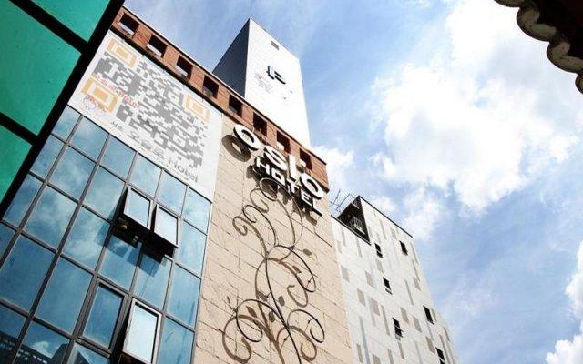 Hotel Seocho Oslo вид на фасад