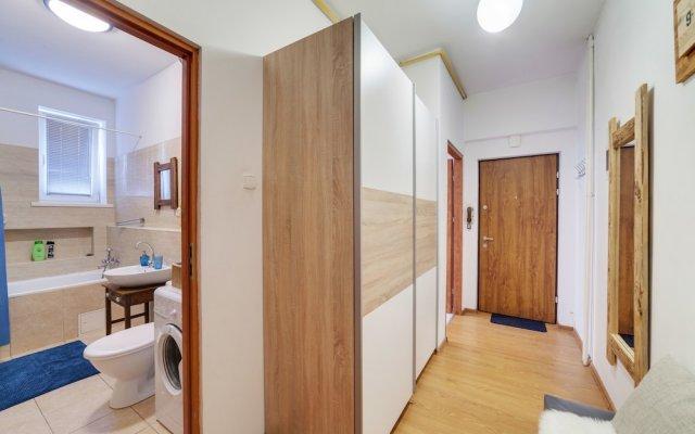 Отель Dream Loft Lagiewniki Гданьск комната для гостей