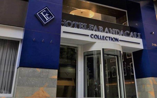 Отель Faranda Cali Collection Колумбия, Кали - отзывы, цены и фото номеров - забронировать отель Faranda Cali Collection онлайн вид на фасад