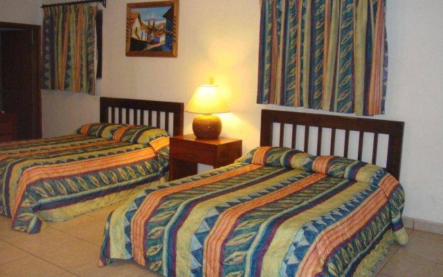 Hotel Hacienda Santa Veronica комната для гостей