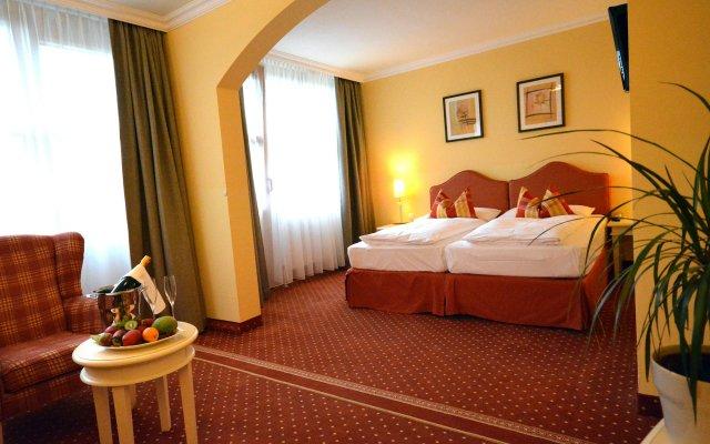 Отель Parkhotel Brunauer Австрия, Зальцбург - отзывы, цены и фото номеров - забронировать отель Parkhotel Brunauer онлайн комната для гостей