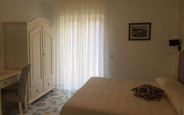 Отель Nonno Francesco B&B Равелло комната для гостей