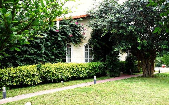 Отель Pictory Garden Resort вид на фасад