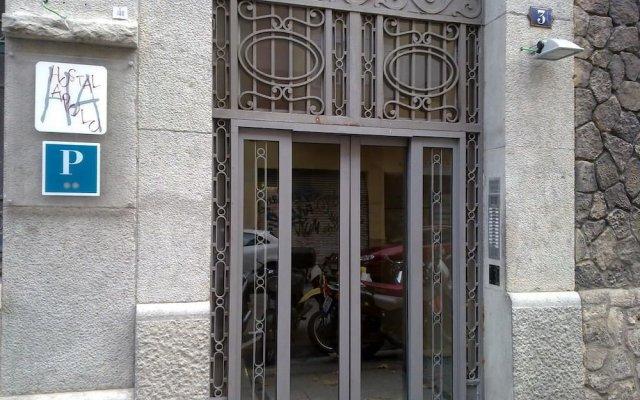 Отель Pensión Peiró вид на фасад