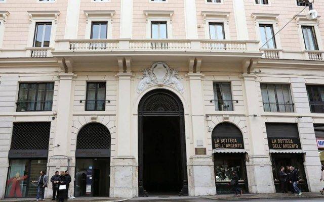 Отель Romantique Apartment Италия, Рим - отзывы, цены и фото номеров - забронировать отель Romantique Apartment онлайн вид на фасад