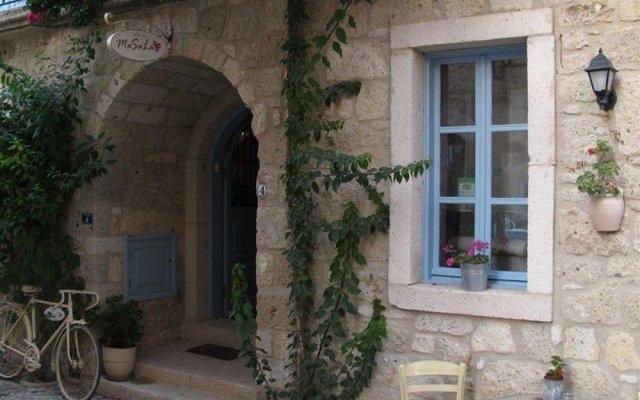 Hotel Masala Чешме вид на фасад