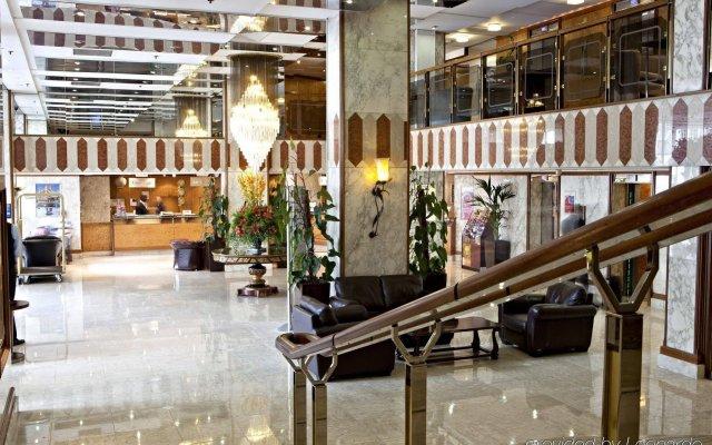Danubius Hotel Regents Park вид на фасад