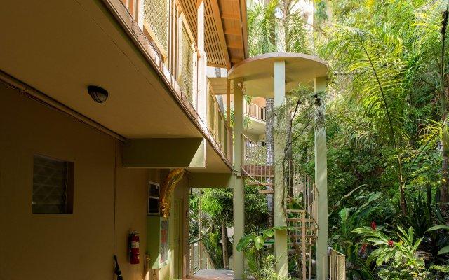 Отель Donway, A Jamaican Style Village Ямайка, Монтего-Бей - отзывы, цены и фото номеров - забронировать отель Donway, A Jamaican Style Village онлайн вид на фасад