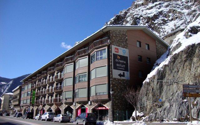 Apartamentos Canillo Pie de Pistas 3000 0
