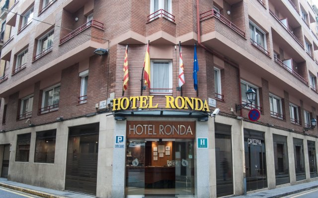 Ronda House Hotel вид на фасад