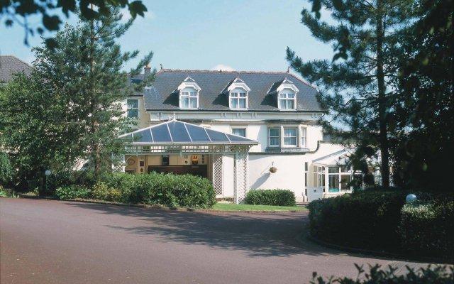 Отель Swindon Blunsdon House Hotel, BW Premier Collection Великобритания, Суиндон - отзывы, цены и фото номеров - забронировать отель Swindon Blunsdon House Hotel, BW Premier Collection онлайн вид на фасад