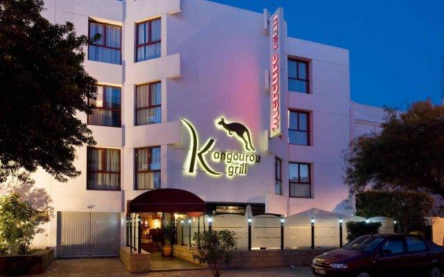 Отель Mercure Rabat Sheherazade Марокко, Рабат - отзывы, цены и фото номеров - забронировать отель Mercure Rabat Sheherazade онлайн вид на фасад