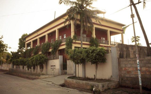 Somewhere Nice - Hostel вид на фасад
