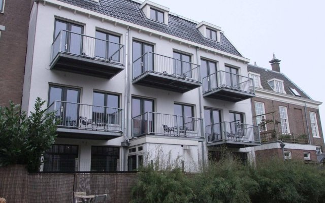 Апартаменты Cityden City Suite Apartments вид на фасад