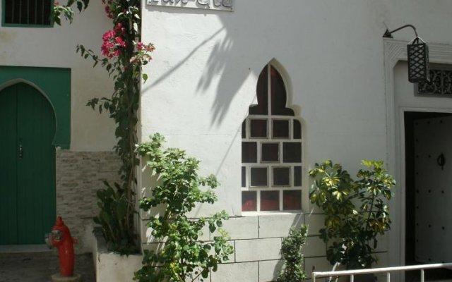 Отель Dar Tan-Gib Марокко, Танжер - отзывы, цены и фото номеров - забронировать отель Dar Tan-Gib онлайн вид на фасад